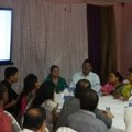 Meeting Highlights Knowledge-Sharing Needs of ICDS Implementors