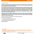 Abstract Digest on Maternal and Child Nutrition Research – Issue 1