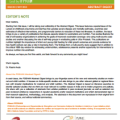 Abstract Digest on Maternal and Child Nutrition Research – Issue 3
