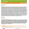 Abstract Digest on Maternal and Child Nutrition Research – Issue 4