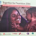 Day 1 Reflections: Together for Nutrition 2014