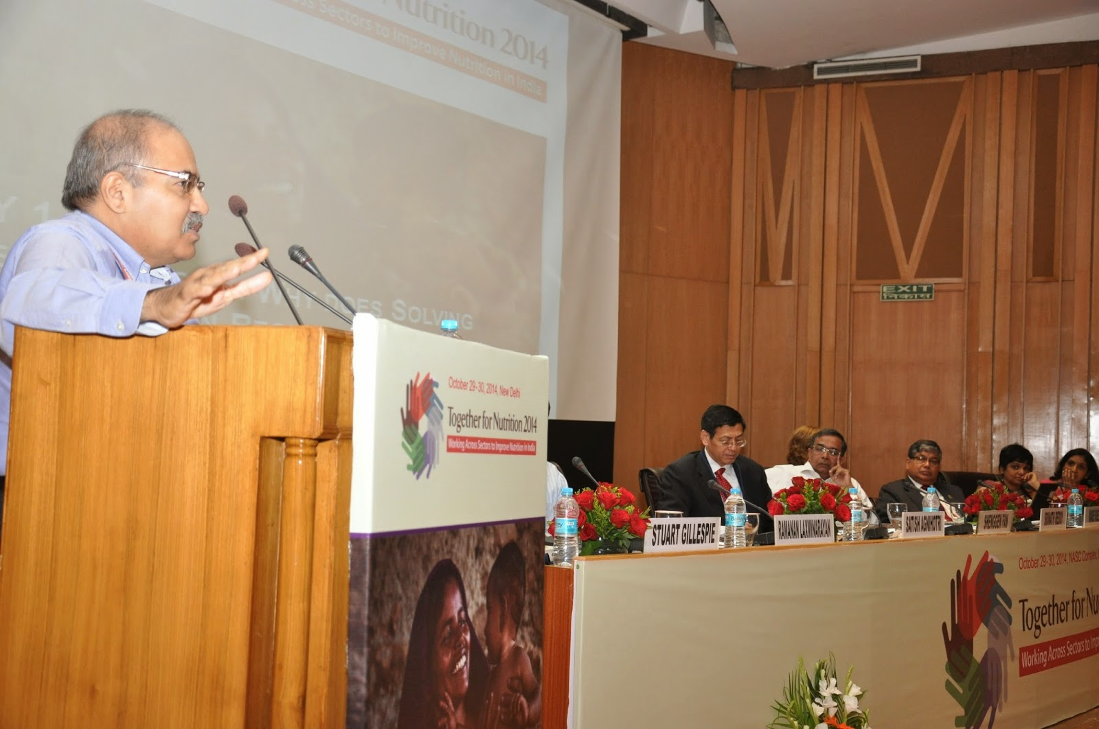 Satish Agnihotri Talk