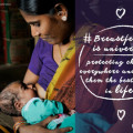 Supporting Optimal Breastfeeding in India: What Will It Take?