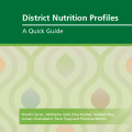 District Nutrition Profiles: A Quick Guide
