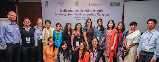 Delivering for Nutrition in India: Learnings from Implementation Research