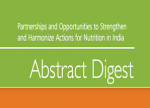 Abstract Digest on Maternal and Child Nutrition Research – Issue 16