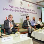 POSHAN Delivering for Nutrition 2016: Session on Nutrition Financing