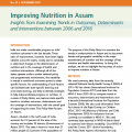 Improving Nutrition in Assam: Insights from Examining Trends in Outcomes, Determinants and Interventions between 2006 and 2016